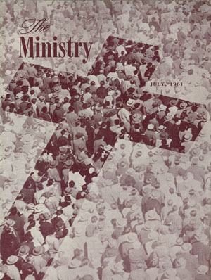 July 1961 cover image