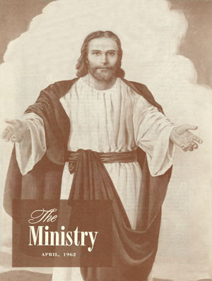 April 1962 cover image