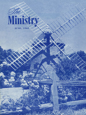 June 1962 cover image