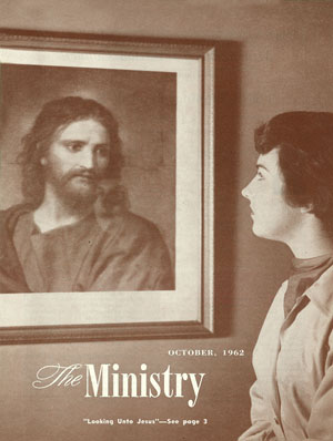 October 1962 cover image