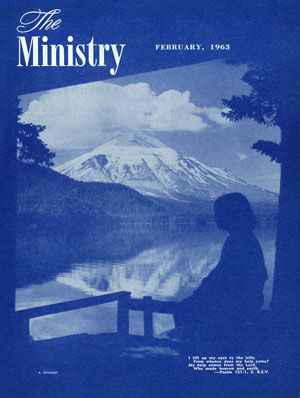 February 1963 cover image