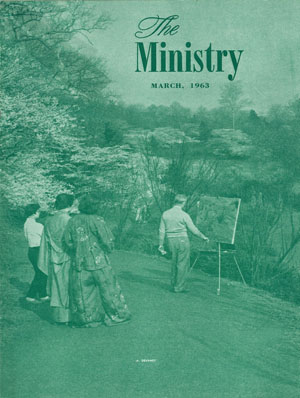 March 1963 cover image