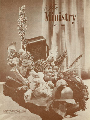 May 1963 cover image