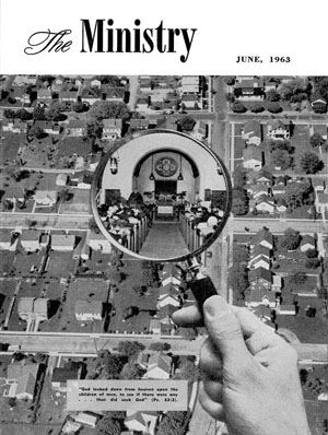 June 1963 cover image
