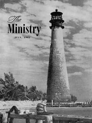 July 1963 cover image