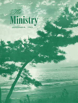 September 1963 cover image