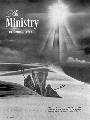 December 1963 cover image
