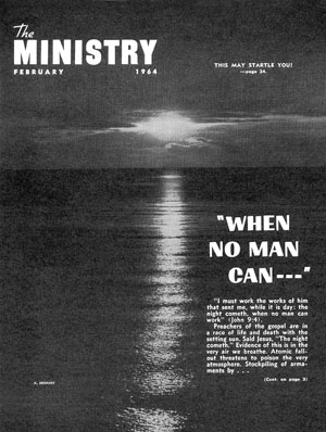 February 1964 cover image