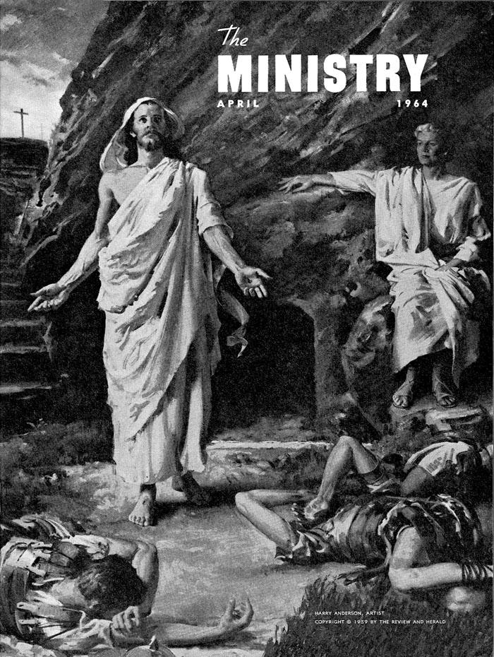 April 1964 cover image
