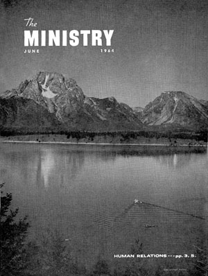 June 1964 cover image
