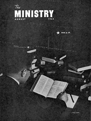 August 1964 cover image