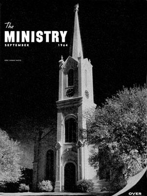 September 1964 cover image