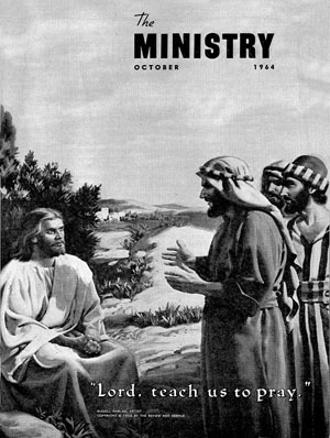 October 1964 cover image