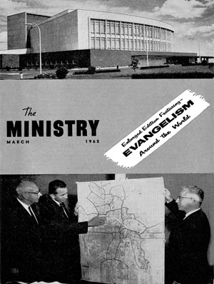 March 1965 cover image