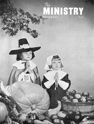 November 1965 cover image