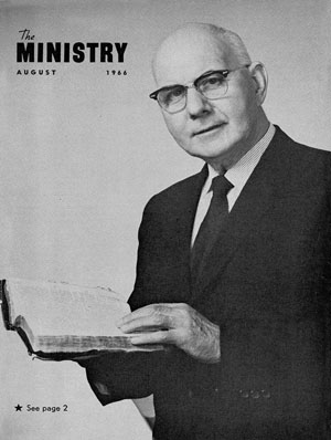 August 1966 cover image