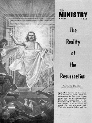April 1967 cover image