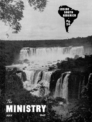 July 1967 cover image