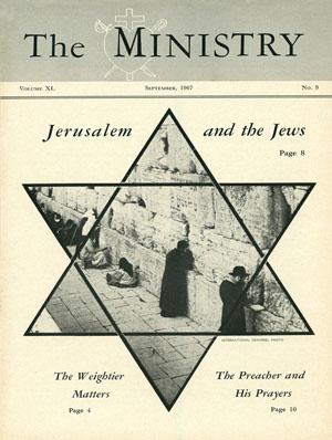 September 1967 cover image