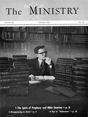 October 1967 cover image