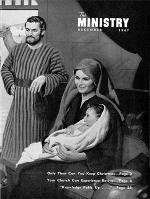 December 1967 cover image