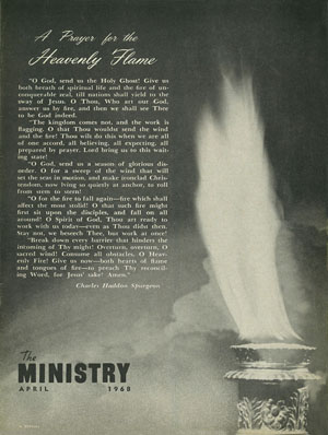 April 1968 cover image