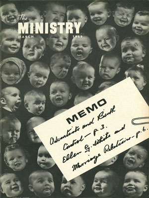 March 1969 cover image