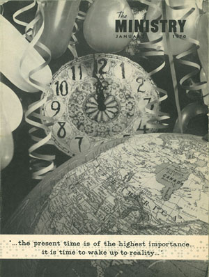 January 1970 cover image