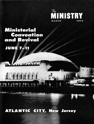 March 1970 cover image