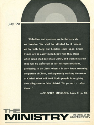July 1970 cover image