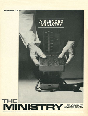 September 1970 cover image