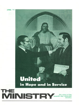 April 1971 cover image