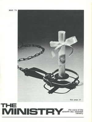 May 1971 cover image