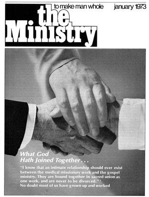 January 1973 cover image