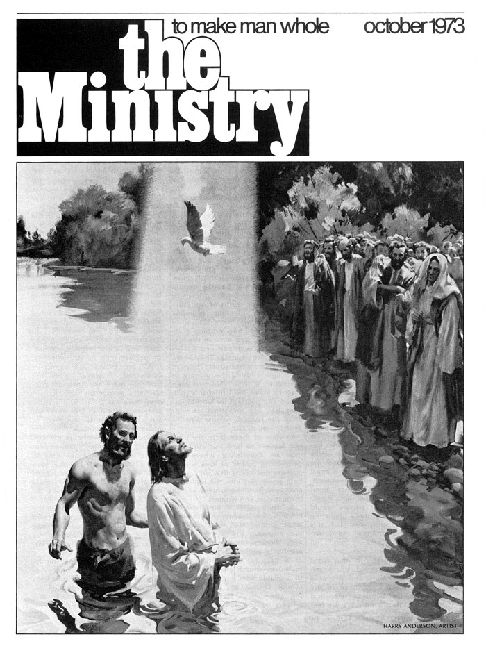 October 1973 cover image