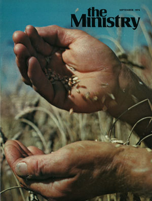 September 1974 cover image