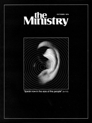 October 1974 cover image