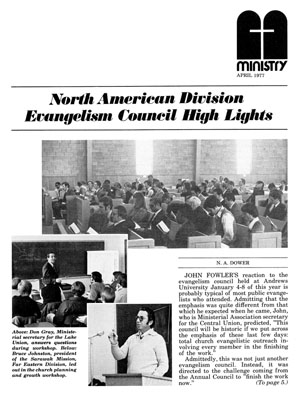 April 1977 cover image
