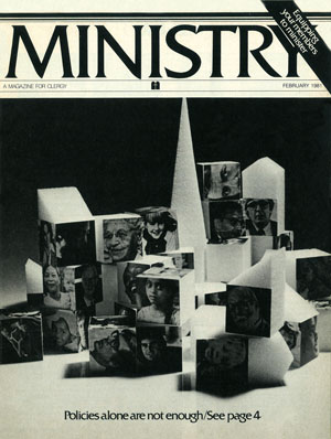 February 1981 cover image