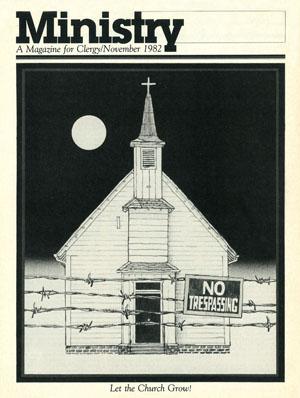 November 1982 cover image