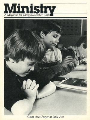 November 1983 cover image