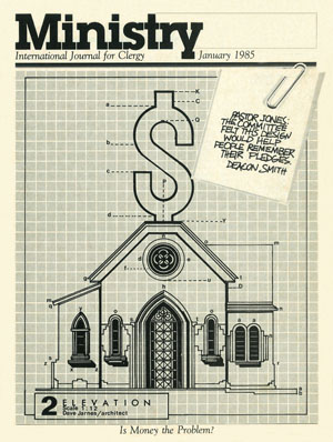 January 1985 cover image