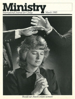 March 1985 cover image