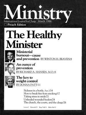 March 1986 cover image