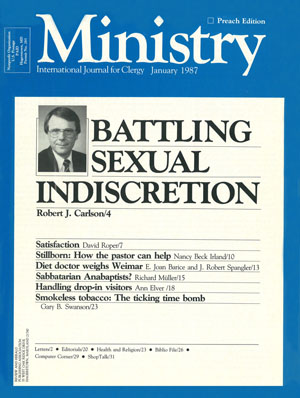 January 1987 cover image