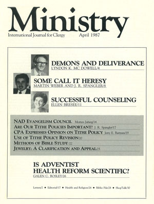 Demons and deliverance - Ministry Magazine