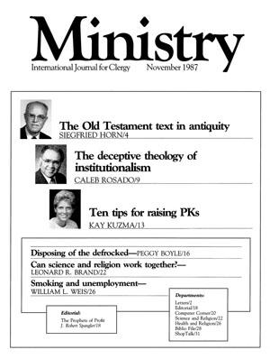 November 1987 cover image