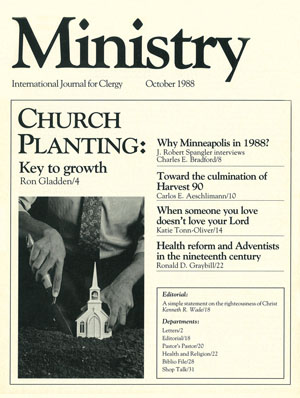 October 1988 cover image