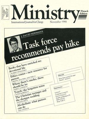 November 1988 cover image