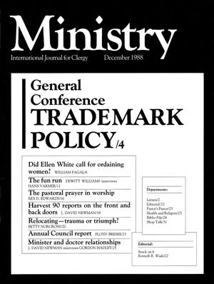 December 1988 cover image